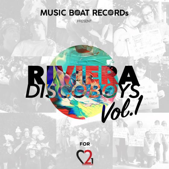 Riviera Discoboys Volume 1, i club i e dj della Riviera Romagnola uniti per Cuore 21