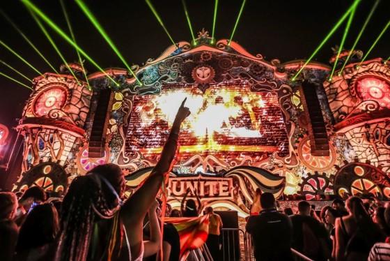 UNITE With Tomorrowland: il 28 luglio al Parco di Monza