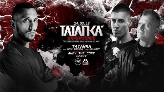 Tatanka experience @ Bolgia – Bergamo