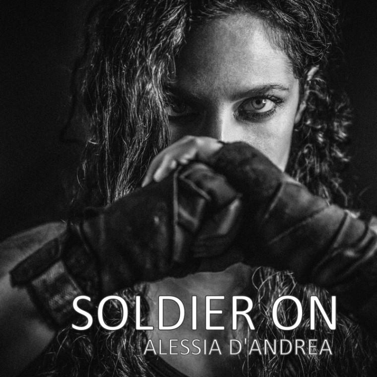 """""""Soldier on"""", il nuovo album di Alessia D'Andrea"""