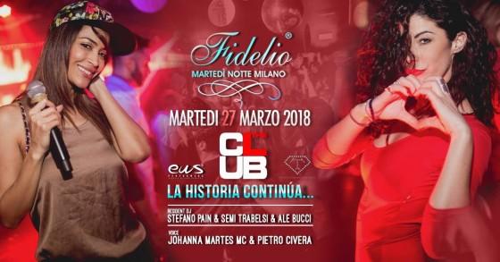 Fidelio Milano @ The Club La Historia Continùa