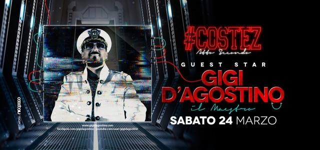 Gigi D'Agostino @ Nikita #Costez – Telgate (BG)