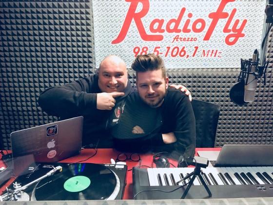 L'intervista di Luca Agnelli ospite a Radio Fly
