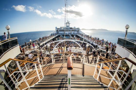 MDRNTY Cruise, la crociera  che vede protagonista la musica  elettronica