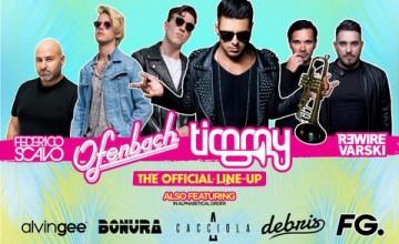 Sunbreak Malta – Club MTV  fa ballare con Ofenbach, Timmy Trumpet, Federico Scavo, Valentina Vignali