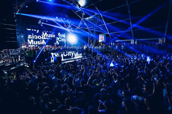 La quarta edizione del Social Music City di Milano