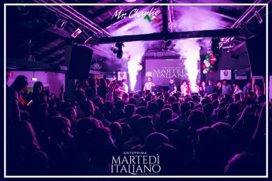 Il weekend del 2 giugno al Mr.Charlie di Lignano (UD)
