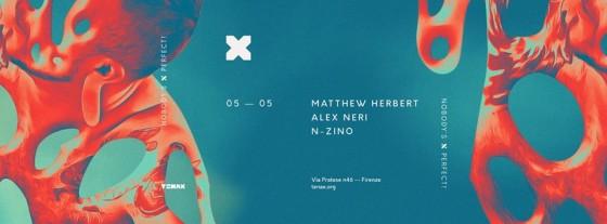 180 gr + Nobody's Perfect musica elettronica fra Mercato Centrale Firenze e Tenax