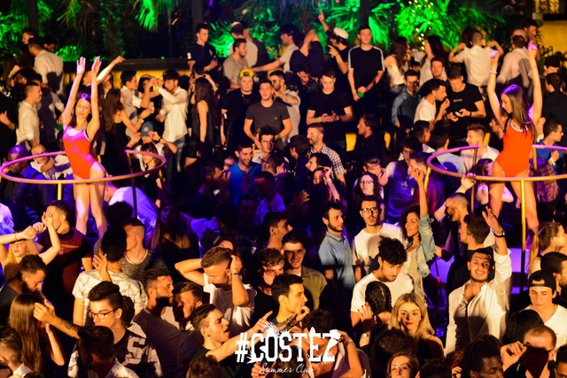Costez Summer Club di Telgate (BG) weekend tra Vida Loca e Gianluca Motta