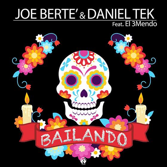 """Bailando, il nuovo singolo prodotto dal duo Siciliano """"Joe Berte' & Daniel Tek"""""""