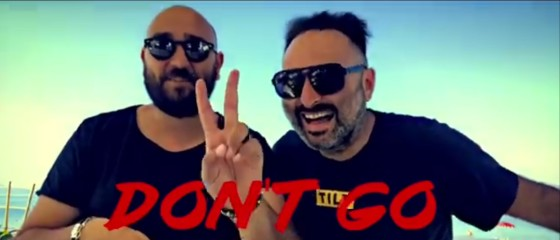 """Danilo Seclì e Luca Guerrieri vanno con """"Don't Go"""""""