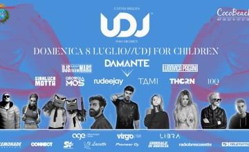 La decima edizione di UDJ – United Deejays For Children