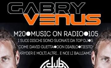 Gabry Venus fa ballare il Club 64, storica discoteca dell'Isola d'Elba