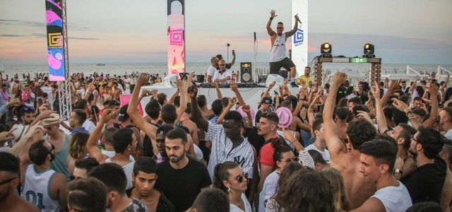 Samsara Beach – Riccione: 21/7 Shorty, 22/7 Albertino, 12/8 David Morales