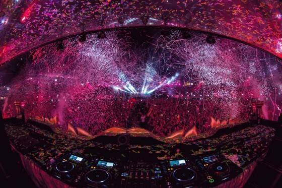 Sempre spettacolare aftermovie Tomorrowland 2018