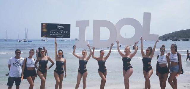 IDOL, il nuovo party italiano che fa scatenare a Ibiza e in Italia