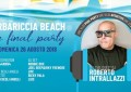 Roberto Intrallazzi protagonista di The Final Party al Barbariccia Beach - Carobbio (BG)