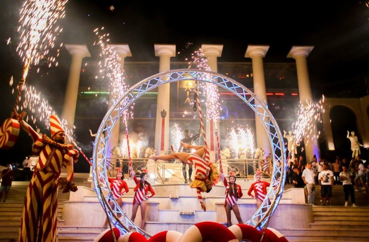 La Baia Imperiale si conferma il primo locale italiano nella Top 100 Best Clubs In The World