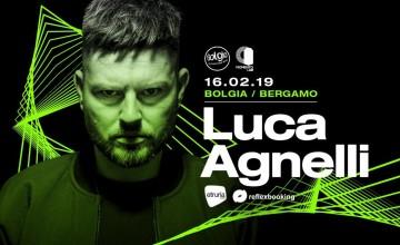 Luca Agnelli al Bolgia – Bergamo