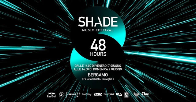Il 7 e 8 giugno c'è il Shade Music Festival 2019