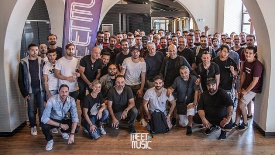 La terza edizione del Meet Music a Follonica (GR)