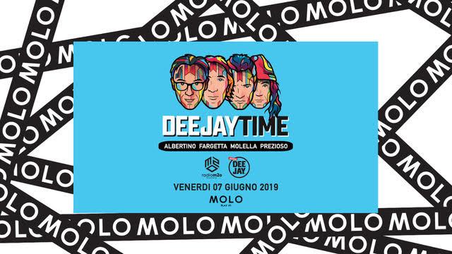 Molo Brescia tanti appuntamenti dal Deejay Time a Vida Loca