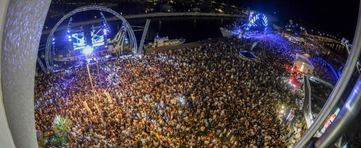 Sabato l'ottava edizione della Molo Street Parade di Rimini