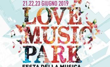 Love Music Park tanti appuntamenti dal 21 al 23 giugno a Milano